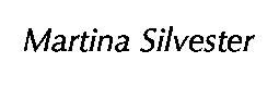 Martina Silvester
